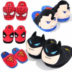 Тапочки Супергерои